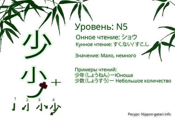 Японский язык. Кандзи методом ассоциаций
