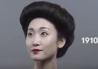 Японская мода 100 лет