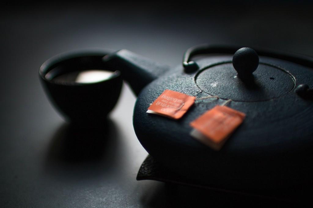 Различные виды чая