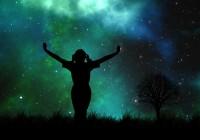 о небесных телах и звездном небе по-японски