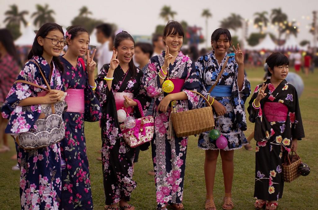 Японские пословицы о женщинах