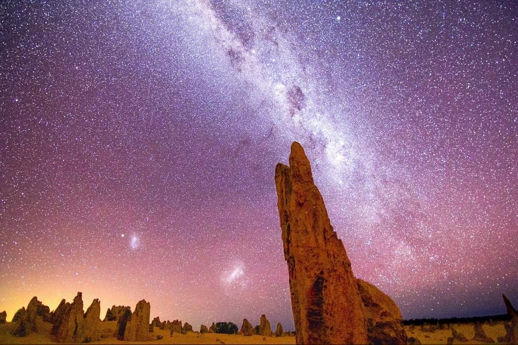 Японские пословицы о звездах и звездном небе