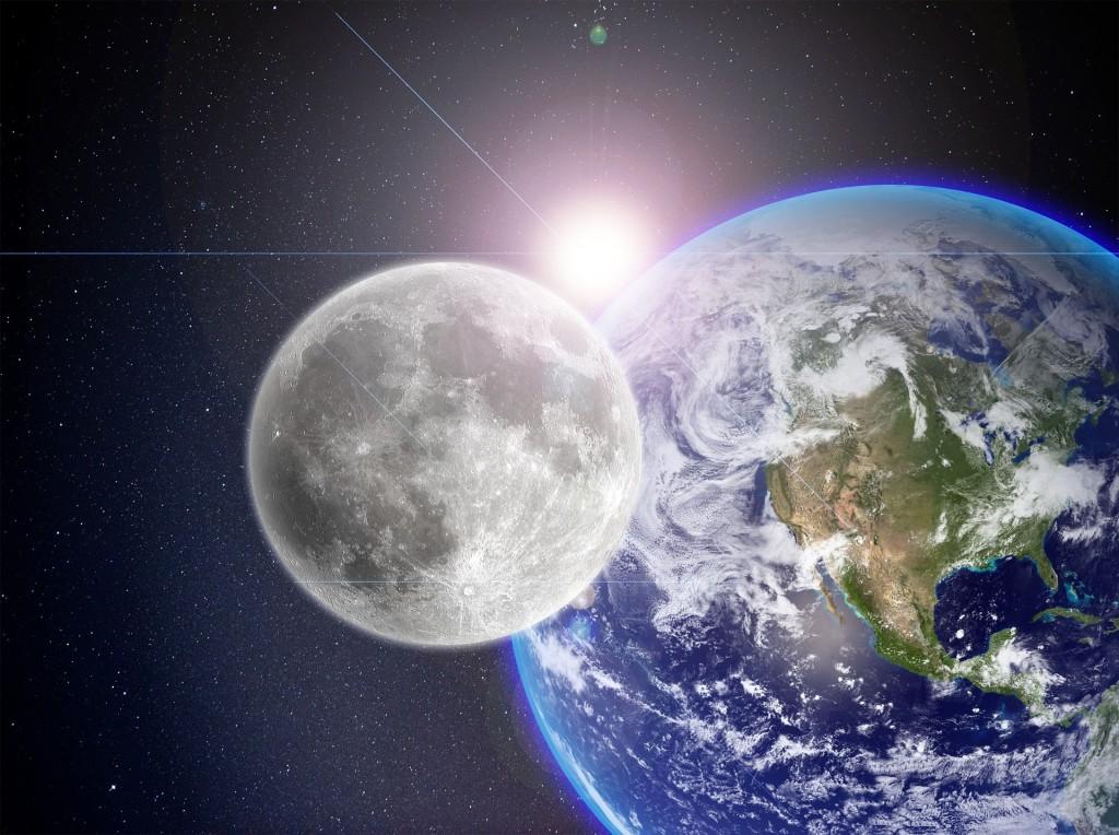 Японские пословицы о Луне