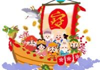 7 богов счастья в Японии