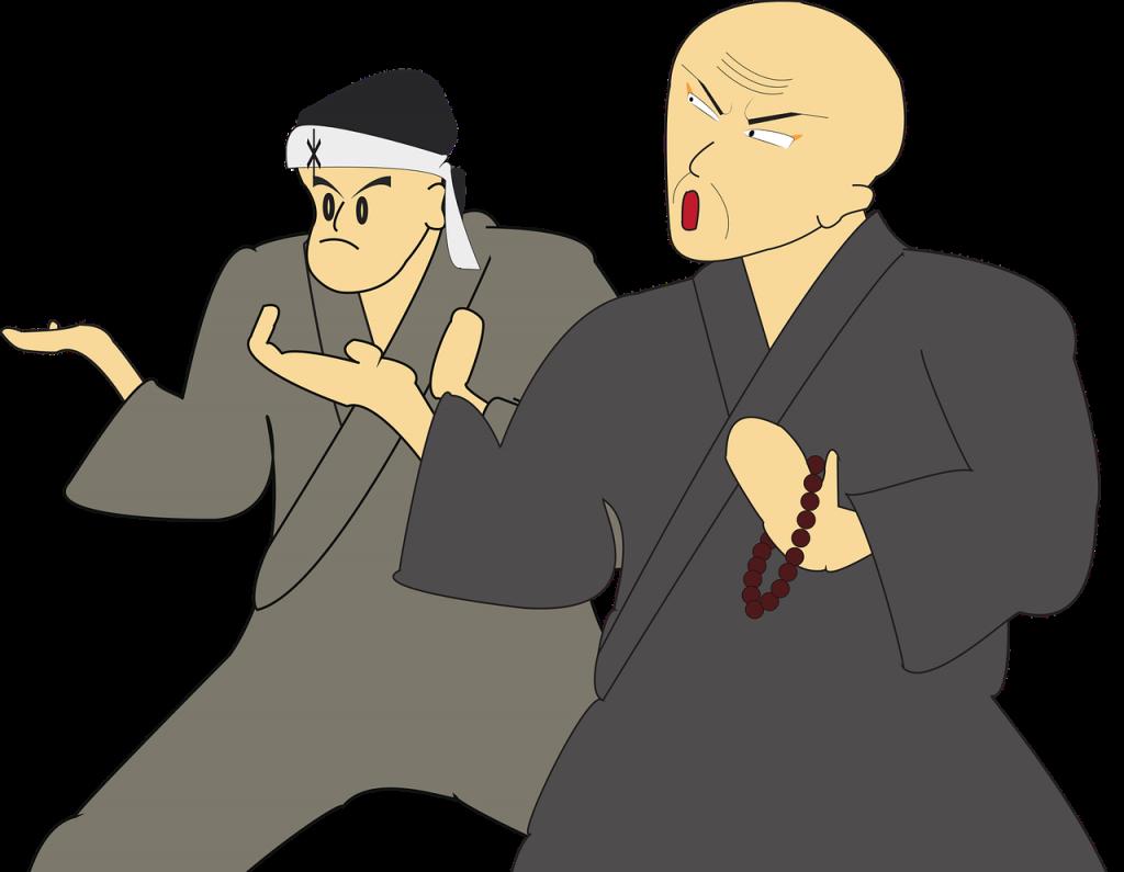 Японские пословицы о мастерстве
