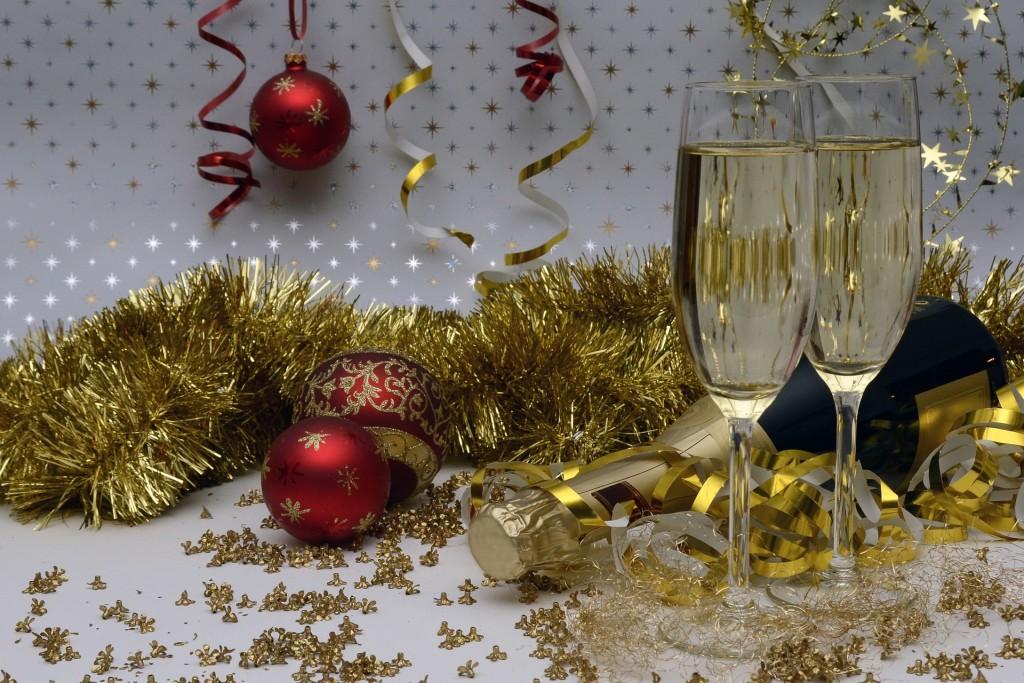 Каомодзи на Рождество и Новый Год