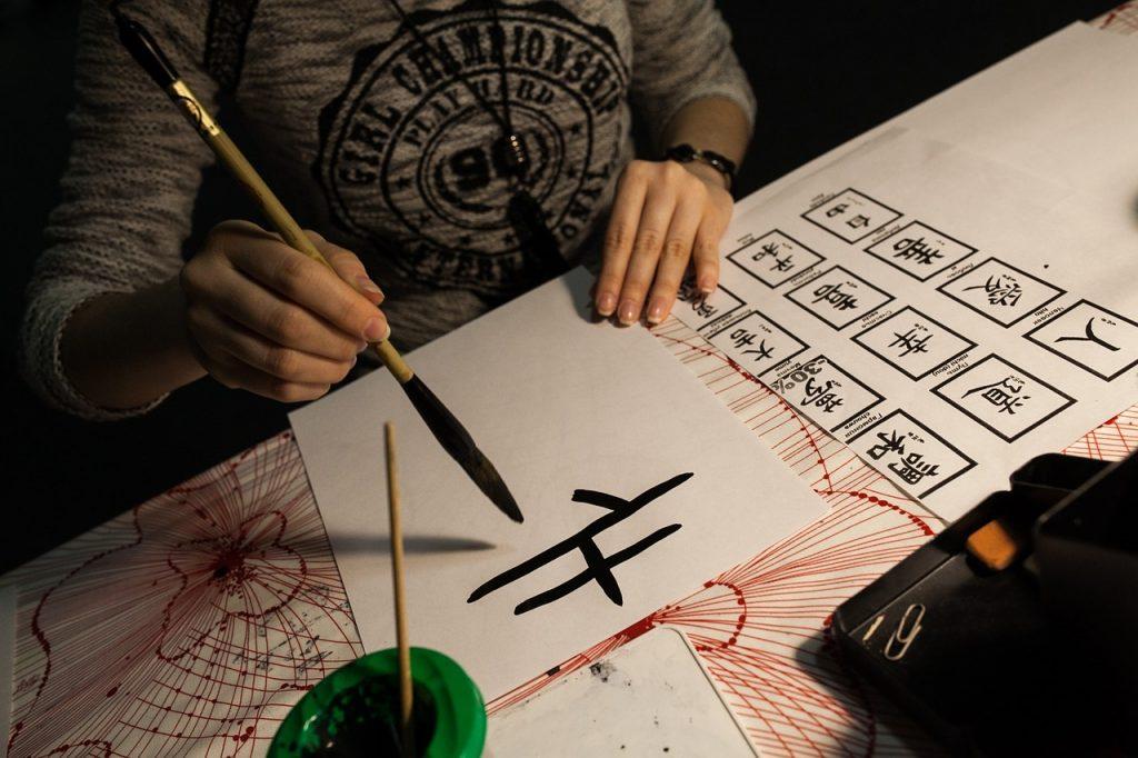 Основные виды предложений в японском языке