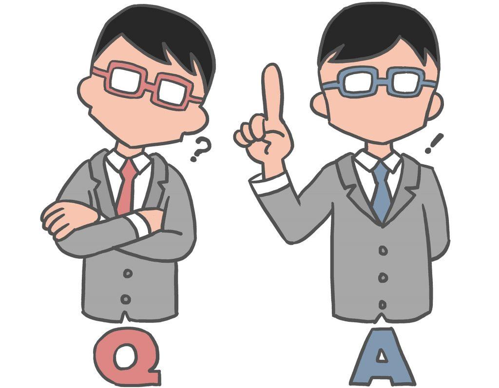 Основная структура для бизнес-писем на японском