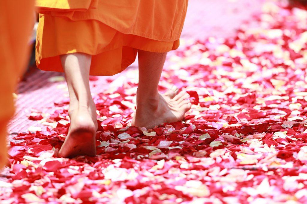 Устойчивые и идиоматические выражения японского с использованием ноги 足