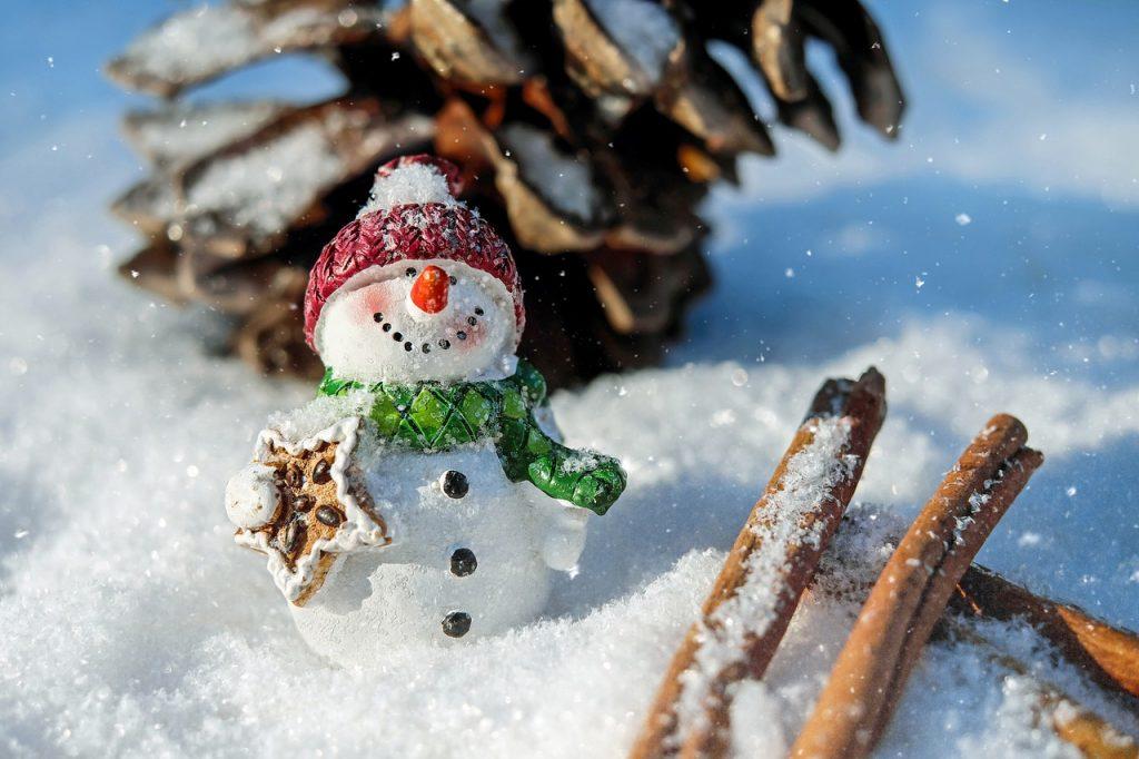 Японская ономатопея. Снег