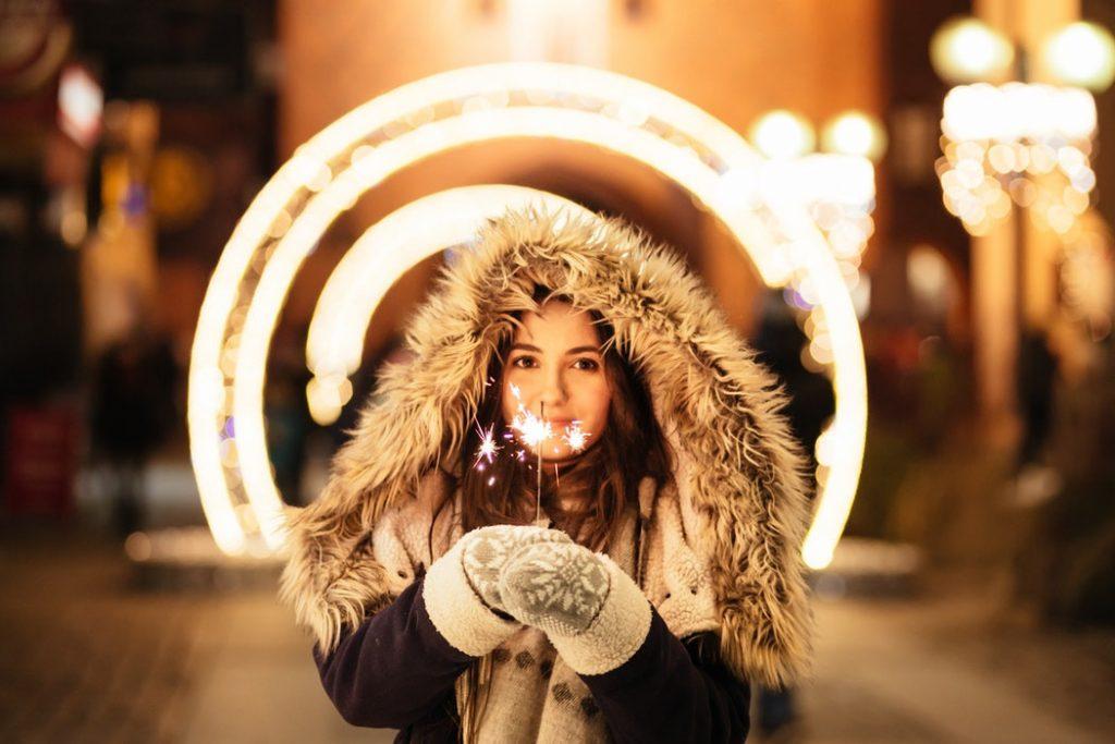 Позитивная и приятная ономатопея специально для зимних дней