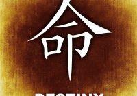 Устойчивые выражения со словом судьба, 「運命」