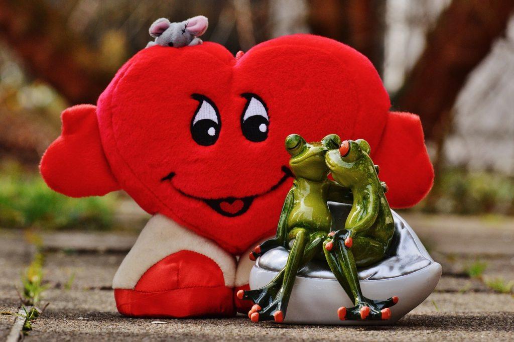 Типы сердцеедов в японском языке