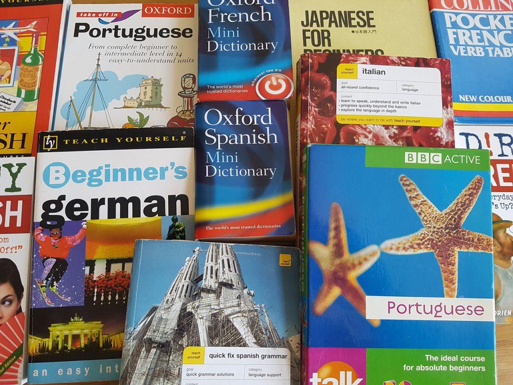С каким счетным суффиксом используется количество иностранных языков?