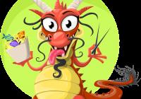 Подборка определений и названий драконов по-японски