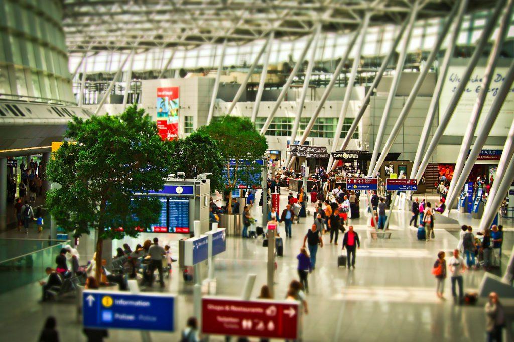 Тематическая лексика японского: аэропорт, путешествия самолётами