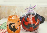 Тематическая лексика японского: Хэллоуин