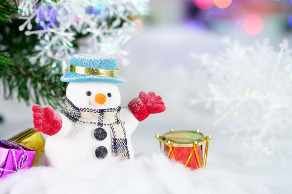 Новогодне-Рождественские выражения из публикаций