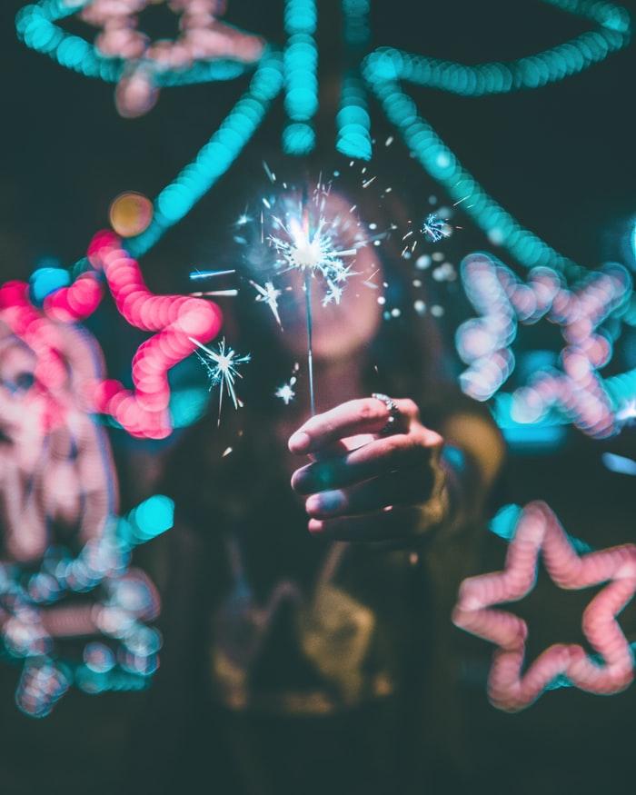 Новогоднее обещание по-японски